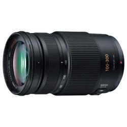 【送料無料】パナソニック【マイクロフォーサーズ】LUMIX G VARIO 100-300mm/F4.0-5.6/MEGA O.I...
