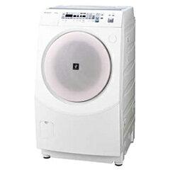 【送料無料】シャープ《基本設置料金1000円》 【左開き】ドラム式洗濯乾燥機 (洗濯10.0kg/乾...