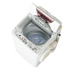 【送料無料】シャープ洗濯乾燥機(洗濯6.0kg/乾燥3.0kg) ES-TG60L-P ピンク系 [ESTG60LP]《...