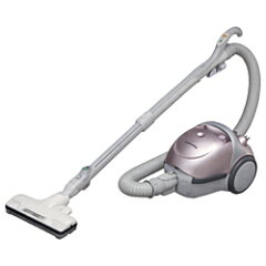 軽くてサッと掃除ができる!お年寄りなどにはもってこいかも。軽さにこだわった紙パック式掃除機 パナソニック【電気掃除機 MC-PR1】