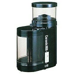 【送料無料】カリタ電動コーヒーミル 「セラミックミル」(ブラック) C-90 [C90]