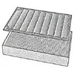 【送料無料】シャープ空気清浄機用交換フィルターセット (アパタイトHEPAフィルター+洗えるスタミナパワーカーボン) FZ-N60HF [FZN60HF]