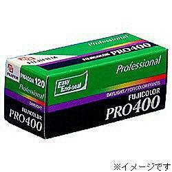 富士フイルム【ブローニー】 PRO400 120 5本パック [NPN400120EP12EX5P]