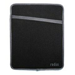 ラディウスiPad対応 ソフトスリーブケース (ブラック) PA-FC211K [PAFC211K]