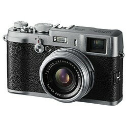 【送料無料】富士フイルムFinePix X100 [FINEPIXX100]【ラッピング対象商品:カメラ】【a_2sp10...