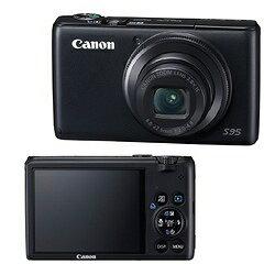 【送料無料】キヤノンPowerShot S95 [PowerShotS95]【ラッピング対象商品:カメラ】