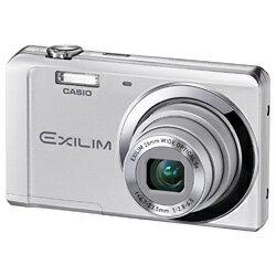 【週末特価 カメラ】【送料無料】カシオEXILIM ZOOM EX-ZS5(シルバー) [EXILIMZOOMEXZS5]