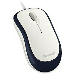 マイクロソフトベーシック オプティカル マウス (スタイリッシュネイビー) P58-00047 [P5800...