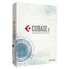 【送料無料】スタインバーグ〔Steinberg〕 Cubase 6 (キューベース 6)