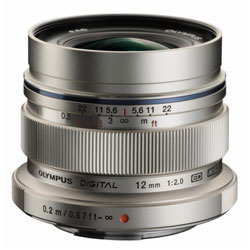 【07月22日発売】【送料無料】オリンパスM.ZUIKO DIGITAL ED 12mm F2.0