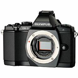 【送料無料】オリンパスオリンパス OM-D E-M5【ボディ(レンズ別売)】(ブラック)/デジタル...