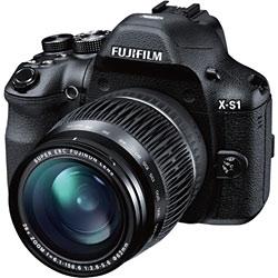 デジカメ「FUJIFILM X-S1」