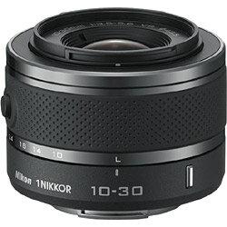 【2011年12月発売】【送料無料】ニコン1 NIKKOR VR 10-30mm f/3.5-5.6(ブラック)