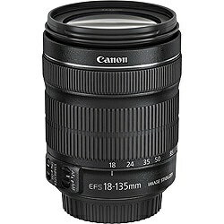 【送料無料】キヤノンEF-S18-135mm F3.5-5.6 IS STM [EFS18135mmISSTM]