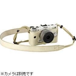 ストラップ付きカメラケースホワイト