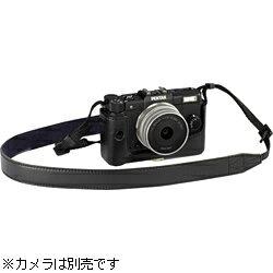 ストラップ付きカメラケースブラック