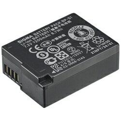【2014年06月27日発売】シグマLi-ionバッテリーパック BP-51 [BP51]