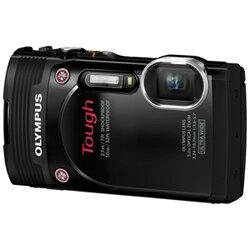 【送料無料】オリンパスSTYLUS TG-850 Tough(ブラック) [TG850]