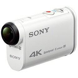 【送料無料】ソニーメモリースティックマイクロ/マイクロSD対応4Kアクションカム FDR-X1000V [...
