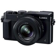 【あす楽対象】【送料無料】パナソニックLUMIX DMC-LX100(ブラック) [DMCLX100K]
