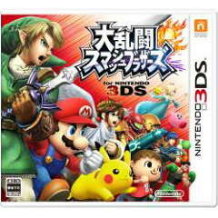 【2014年09月13日発売】【送料無料】任天堂大乱闘スマッシュブラザーズ for Nintendo 3DS【3DS...