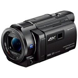4Kビデオカメラ「ハンディカム FDR-AXP35」