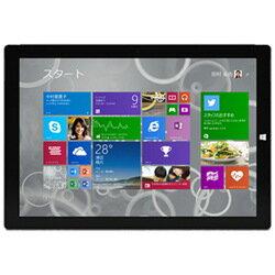【送料無料】マイクロソフトSurface Pro 3(Core i5/256GB) 単体モデル [Windowsタブレット] ...
