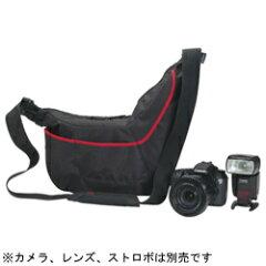 【送料無料】ロープロパスポートスリングII(ブラック/レッド) [パスポートスリング2]
