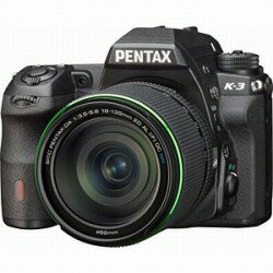 PENTAX K-3 18-135WR レンズキット