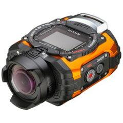 【送料無料】リコーRICOH WG-M1(オレンジ) [WGM1]