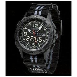 【2014年10月中旬発売】【送料無料】リコーWGオリジナル腕時計 「WG Watch」(ブラック) [WGWA...