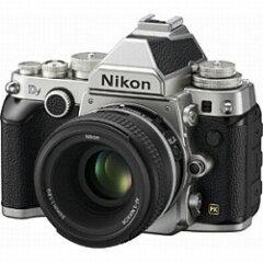 【送料無料】ニコンDf【50mm f/1.8G Special Editionキット】(シルバー/デジタル一眼) [DfLK]