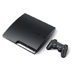 【送料無料】ソニーコンピュータPlayStation3 CECH-3000A【160GB】チャコール・ブラック【PS3】