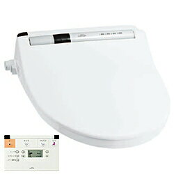 【送料無料】TOTO温水洗浄便座 「ウォシュレット KVシリーズ」 TCF426#NW1 ホワイト