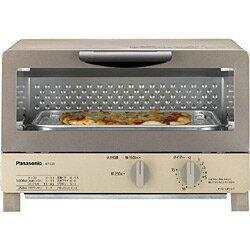 パナソニックオーブントースター(1000W) NT-C20-N シャンパンゴールド[NTC20N]