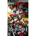 【送料無料】セガセブンスドラゴン2020-II【PSP】 [ULJM06229]