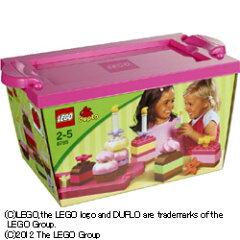 レゴジャパンLEGO 6785 デュプロ ピンクのケーキブロックセット [6785ピンクノケーキブロ]◆11◆