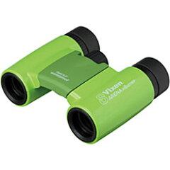 【送料無料】ビクセン8倍双眼鏡 「アリーナ」(グリーン)H8×21WP [アリーナH8X21WP]◆03◆