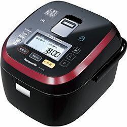 【送料無料】パナソニックスチームIHジャー炊飯器 「エコナビ」(5.5合) SR-SX102-RK ルージ...