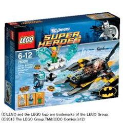 レゴジャパンLEGO 76000 バットマン vs ミスター・フリーズ:氷上のアクアマン [76000ヒョウジ...