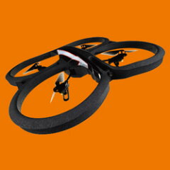 ������̵���۵����饸����إꥳ�ץ��� �ѥ�å� AR.Drone 2.0 [AR.Drone2.0]
