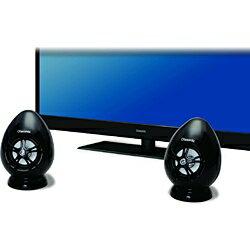 【送料無料】Olasonic小型テレビ用高音質スピーカー Olasonic TW-D5TV [TWD5TV]