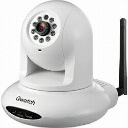 【送料無料】I・O DATA【Windows8対応】ネットワークカメラ[有線・無線LAN・100万画素] Qwatch(クウォッチ) スマホ・タブレット対応 TS-WPTCAM [TSWPTCAM]