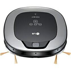 【送料無料】LGロボット掃除機 「ホームボット スクエア」 VR6260LVM チタンシルバー [VR6260LVM]