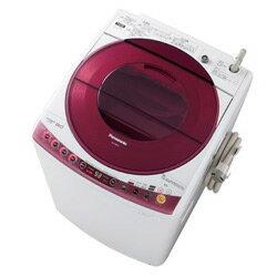 【送料無料】パナソニック全自動洗濯機 「エコウォッシュシステム」(洗濯8.0kg/簡易乾燥2.0kg...