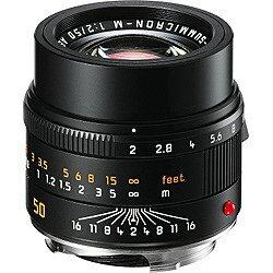 【2012年11月発売】【送料無料】ライカアポ・ズミクロンM f2.0/50mm ASPH. [11141]