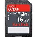 サンディスク16GB・Class10対応SDHCカード SDSDU-016G-J35 [SDSDU016GJ35]