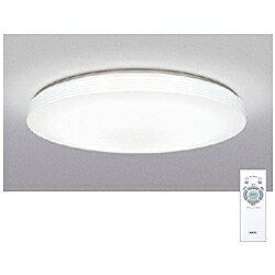 【送料無料】NECライティングリモコン付LEDシーリングライト(〜8畳) HLDZB0809 調光(昼光色...
