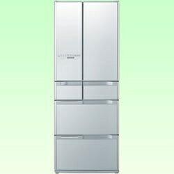【送料無料】日立《基本設置料金セット》 6ドア冷蔵庫 「スリープ保存 真空チルドSL」(565L)...
