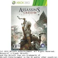 【送料無料】ユービーアイソフトアサシン クリードIII【Xbox360】 [JES100262]